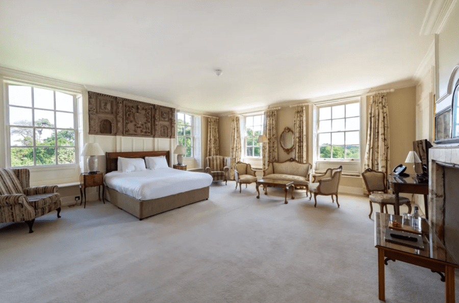 Chic Chicheley – £7 million for Grade I listed Chicheley Hall, Hall Lane, Chicheley, near Olney, Newport Pagnell, Buckinghamshire, MK16 9JJ, United Kingdom – Grade I listed Baroque mansion Chicheley Hall in Buckinghamshire for sale for £7 million ($9.1 million, €7.7 million or درهم12.6 million) or 62% less than the current owners have spent on it through Knight Frank.
