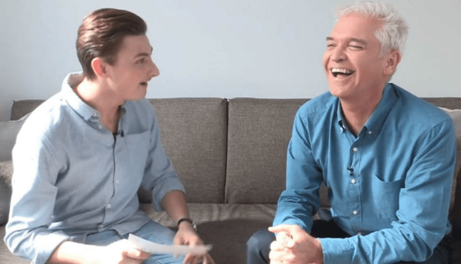 "Phillip Schofield – What a Plonker! Wine range condemned as ""bin fit"" – All-round plonker Phillip Schofield's wine range condemned as ""only fit for the bin"" and ""no more palatable than fizzy Ribena."""