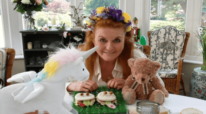 Fergie's Monster – Sarah Ferguson does not get irony of reading about monsters – Sarah Ferguson deservedly slammed as she announces she's going to be going online to read 'The Monster Who Came to Visit.'