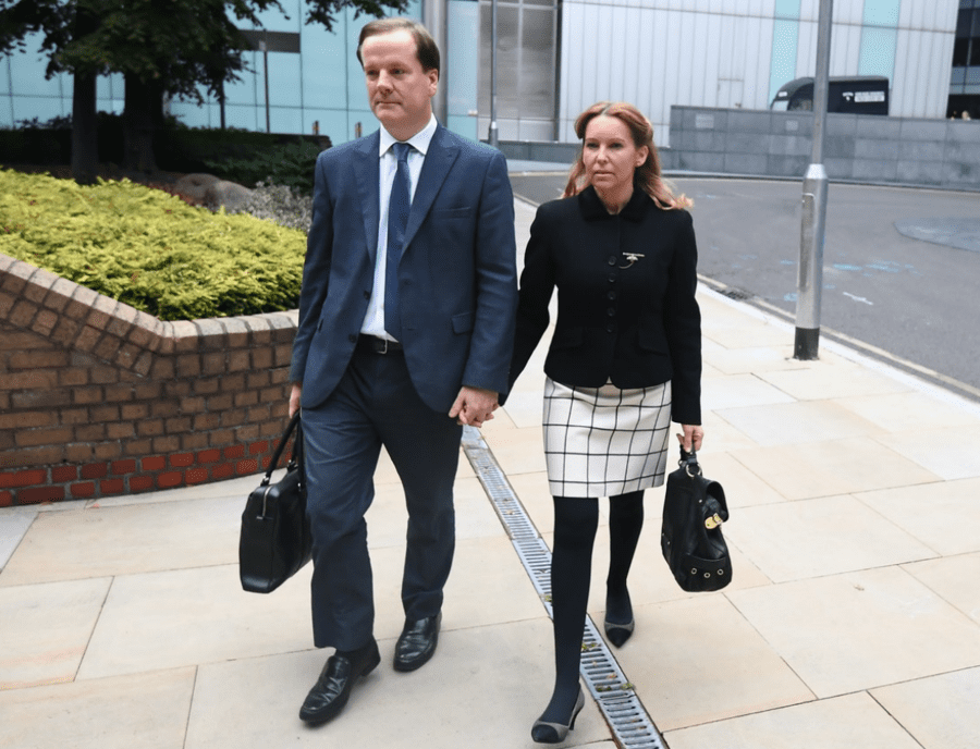 Filthy Natalie – Wife of 'Naughty Tory' Natalie Elphicke MP talks dirty – Wife of 'Naughty Tory' turned replacement MP Natalie Elphicke turns to talking about filthy water (but avoids the topic of her jailbird hubby's bottom groping).
