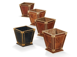 Going Bonkers For A Bin – 4 waste bins sell for £33,900 at Christie's – Auctioneers Christie's sought to sell four waste bins for £230; they ultimately went for the astounding sum of just under £34,000.