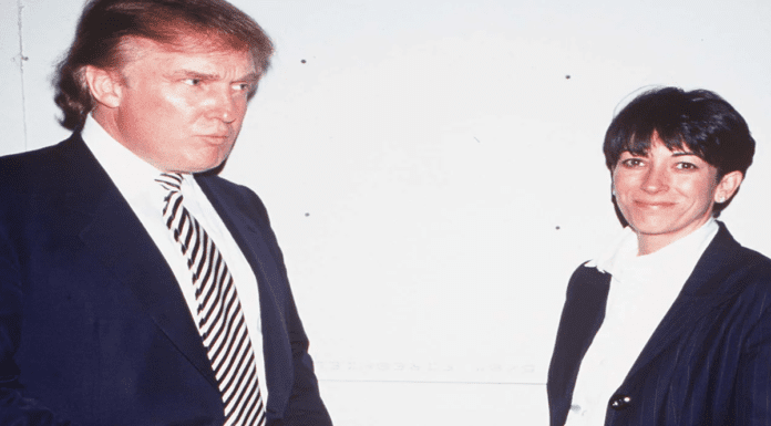 Get Out Ghislaine – Could Ghislaine Maxwell get out of jail? As Donald Trump looks set to pardon Michael Flynn, will he also somehow help Ghislaine Maxwell get out of jail also?