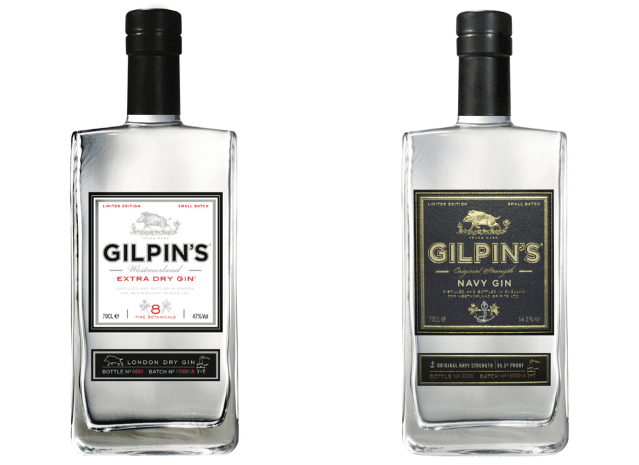 Reader Offer – Gilpin's Gin – Lockdown 2.0 discount for readers – 'The Steeple Times' offers readers an extra special discount on the extra dry, extra sophisticated Gilpin's Gin during Lockdown 2.0.
