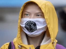 Socking Greta – Greta Thunberg is not the voice for this moment – Matthew Steeples suggests Greta Thunberg needs to be told to put a sock in it at a time when economy needs to be put ahead of climate.